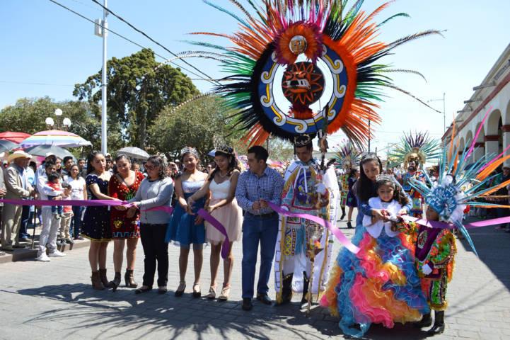En este remate de carnaval mostramos tradiciones y costumbres: alcalde