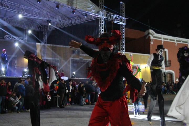 El Desfile de Día de Muertos fue un éxito: Sánchez Jasso