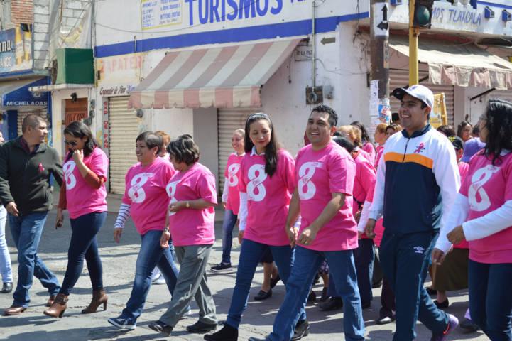 En Calpulalpan trabajamos por el empoderamiento de la mujer: Reyna María