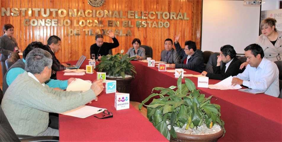 Tritura y recicla INE Tlaxcala credenciales para votar inhabilitadas
