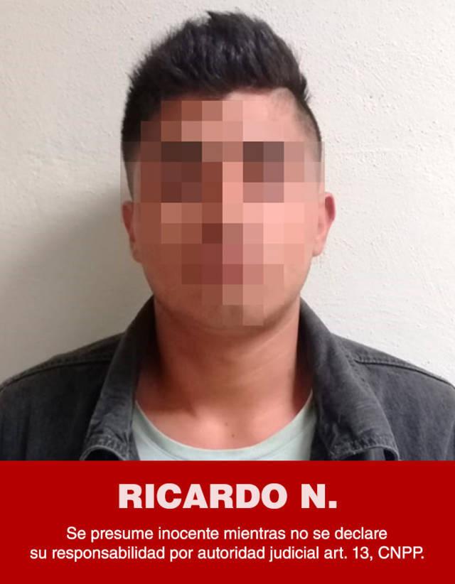 Captura PGJE a imputado buscado por autoridades de Veracruz