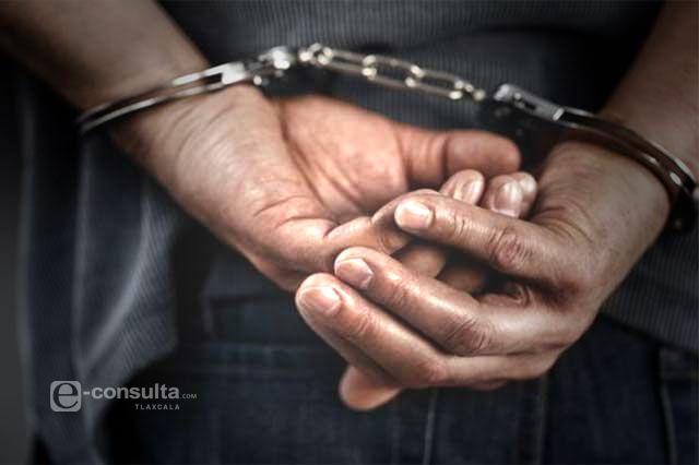 Detiene policía de Totolac a ladrón de herramienta