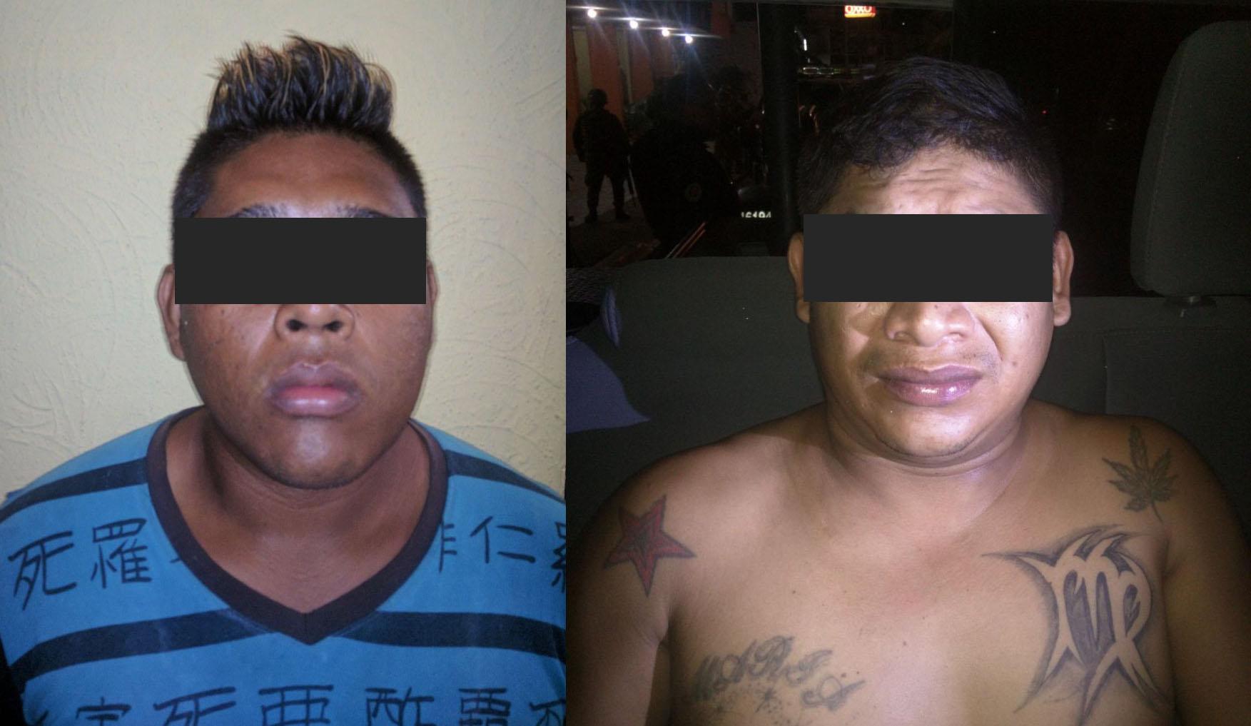 Detienen a presuntos integrantes del Cártel Independiente de Acapulco