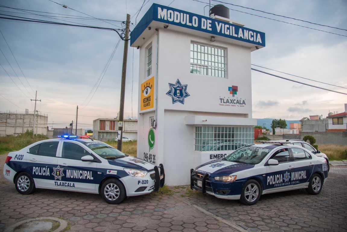 Detiene policía capitalina a féminas por delito de lesiones en la ciudad