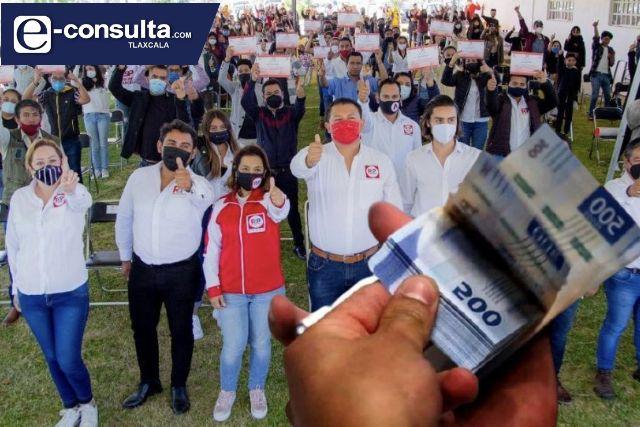 Desviaría recursos de Tequexquitla para Redes Sociales Progresistas