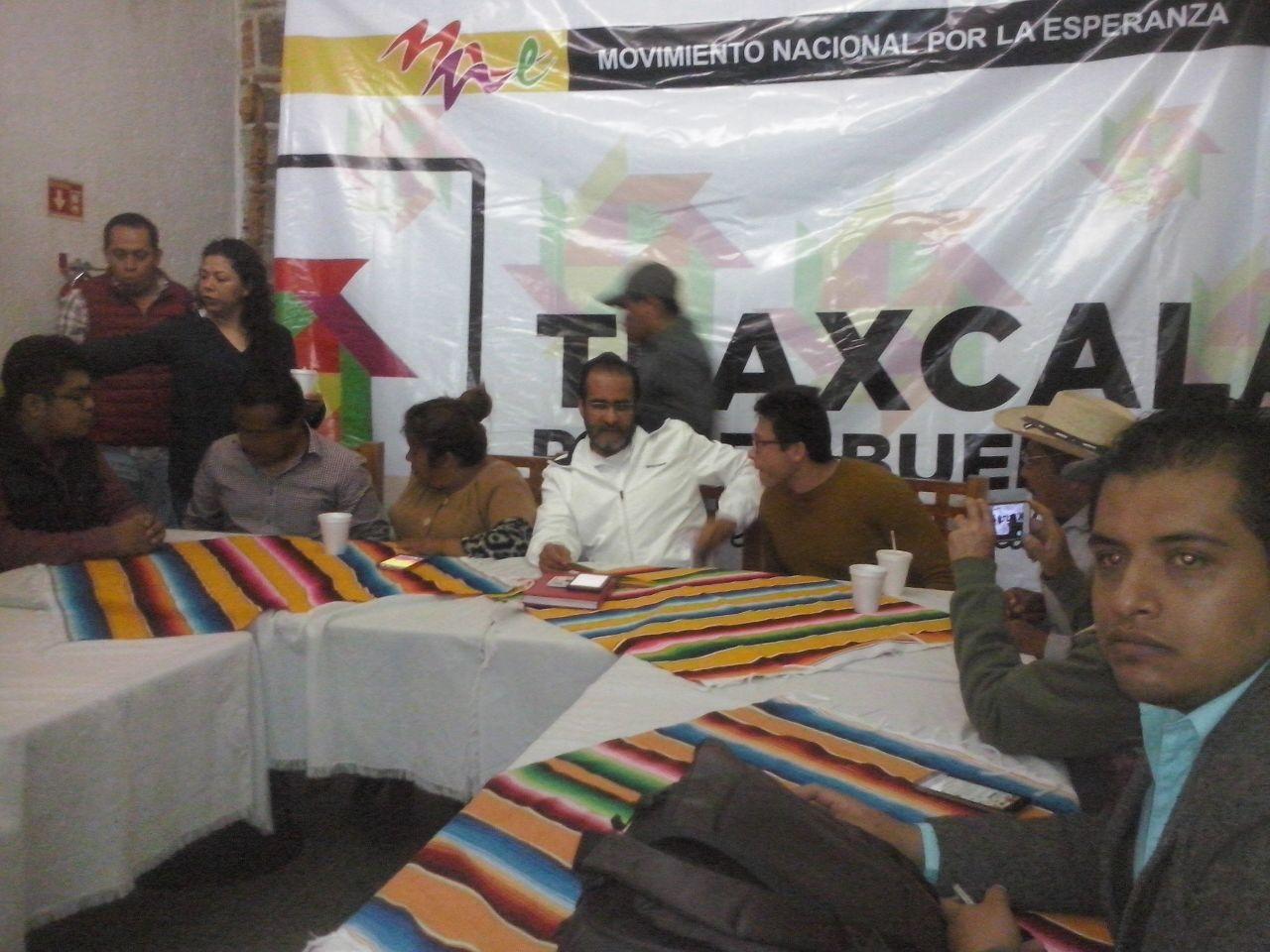 Rechaza MNE candidato panista en el Frente Amplio por la presidencial