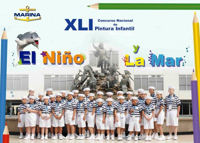Invita SEPE al XLI Concurso Nacional de Pintura Infantil