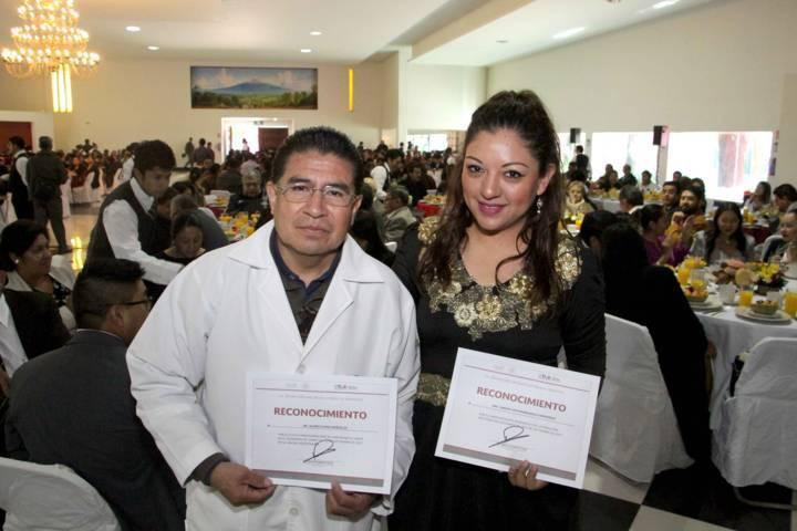 Reconoce SESA profesionalismo de médicos tlaxcaltecas