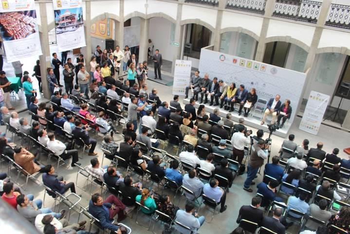 "Se une poder legislativo a celebración del""Día Mundial Metropolitano"""