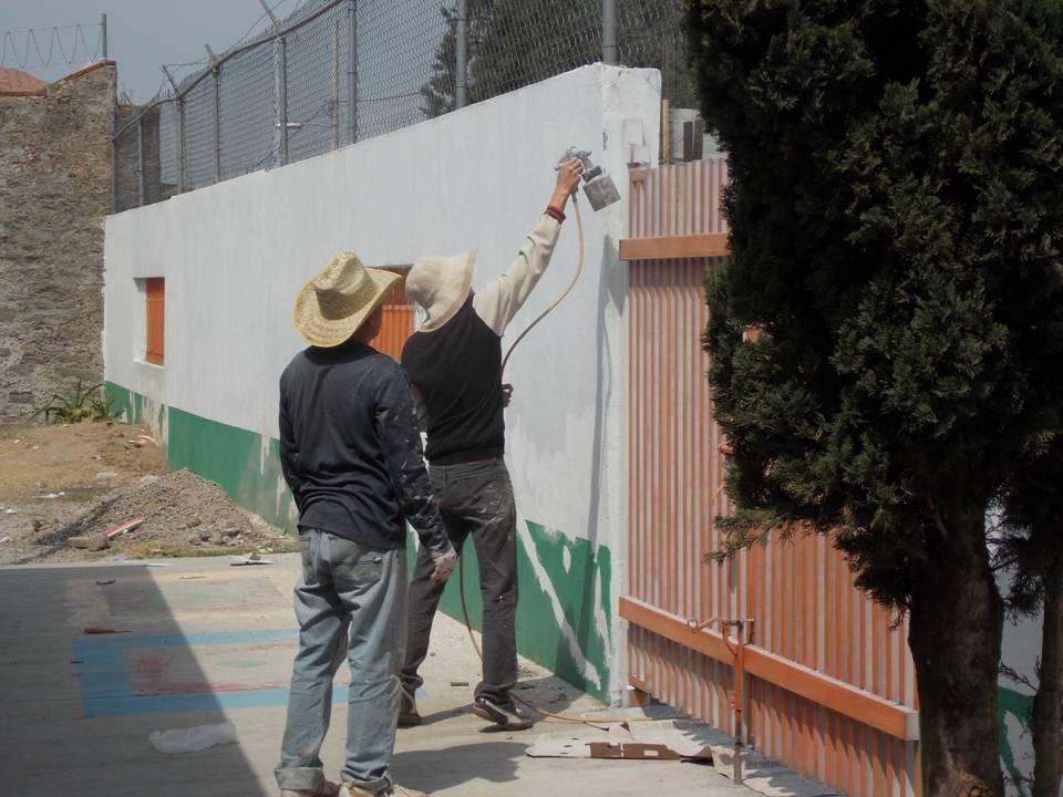 Entrega EST obra de rehabilitación en la primaria Ignacio Zaragoza