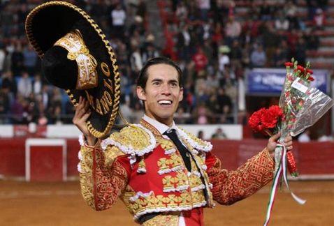 Confía en el triunfo el matador Diego Silveti en la Gran Corrida de Dinastías
