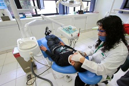 Brindan atención dental 76 unidades médicas