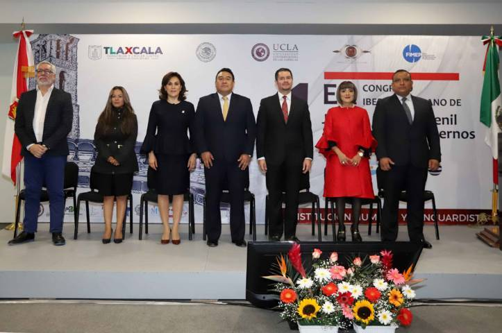 Encabeza Sandra Chávez inauguración del Congreso Iberoamericano