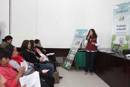 Trabaja DIF para garantizar derechos de niñas, niños y adolescentes