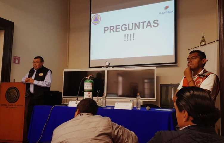 Difunde Protección Civil de la capital cultura de integración de brigadas