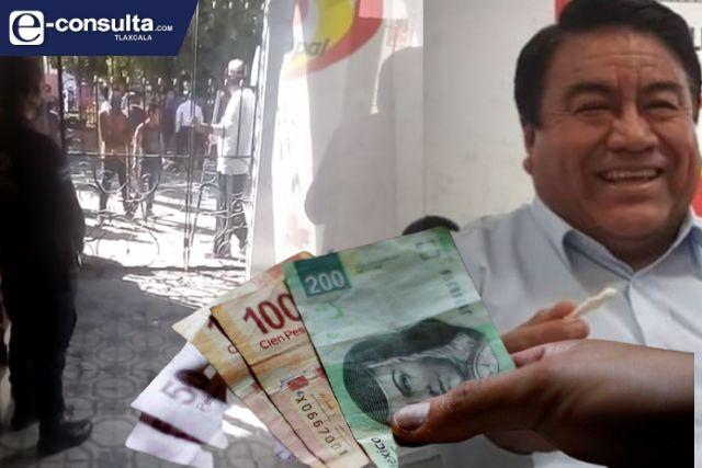 El Picapiedra no puede con Tlaltelulco, pero quiere ser diputado; revienta conflicto
