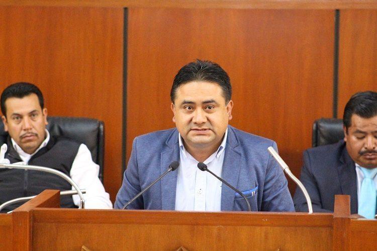 César Fredy logró Ley del Patronato Antonio Díaz Varela