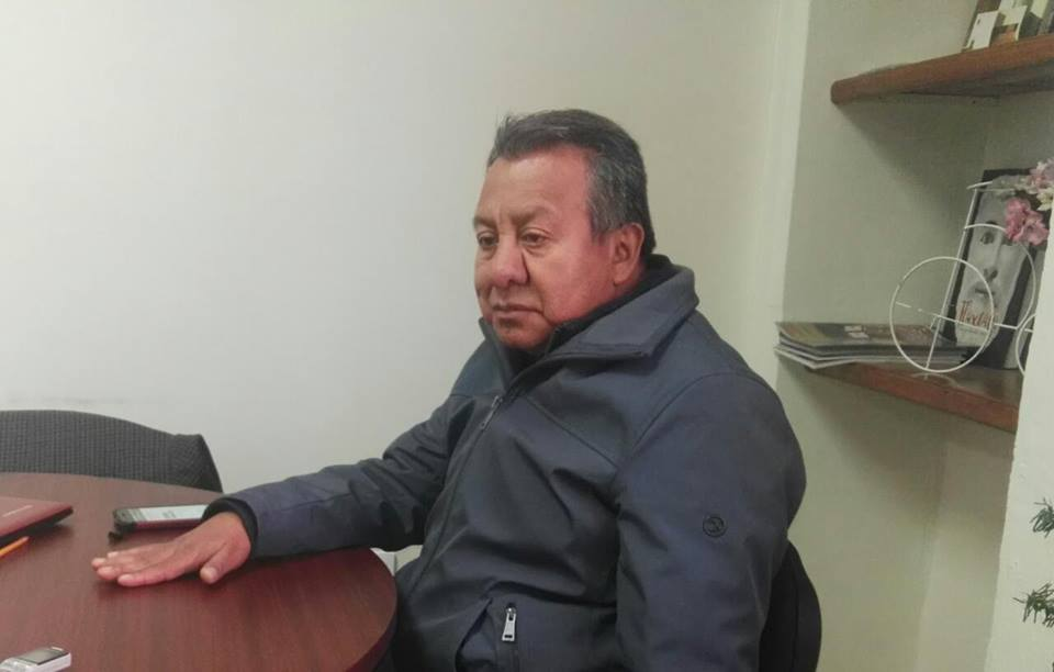 Regresar voto a presidentes de comunidad: Alberto Amaro