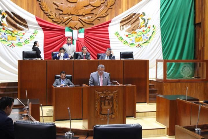 Integran comisión especial de diputados para evaluar a ex magistrado