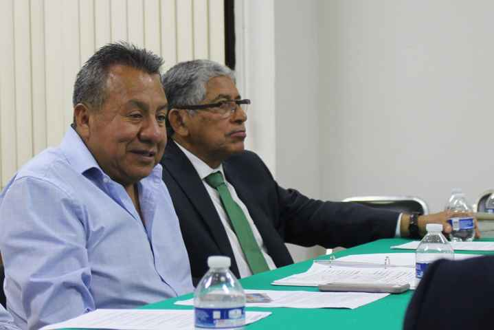 Se reúne comisión de finanzas y fiscalización con síndicos