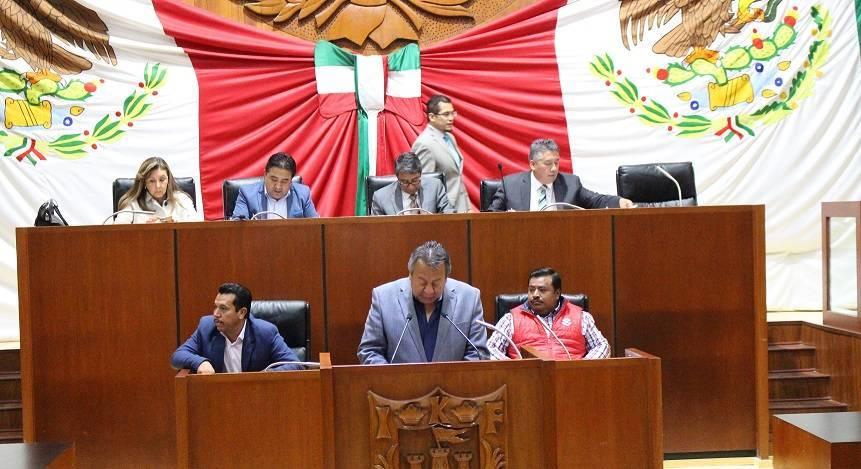 Piden a gobernador cumplir convenio suscrito por finanzas y Congreso