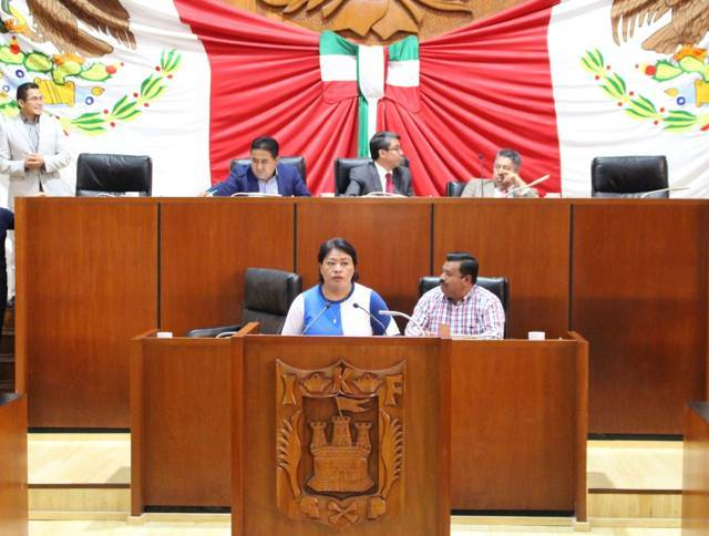 Informan a Congreso Federal que Tlaxcala buscarán erradicar la violencia contra la niñez