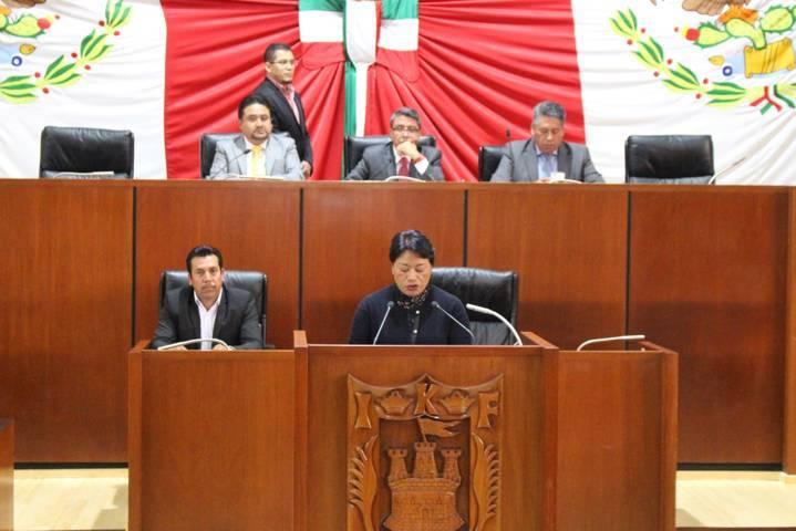 Propone Dulce María Mastranzo adecuar código financiero y ley municipal