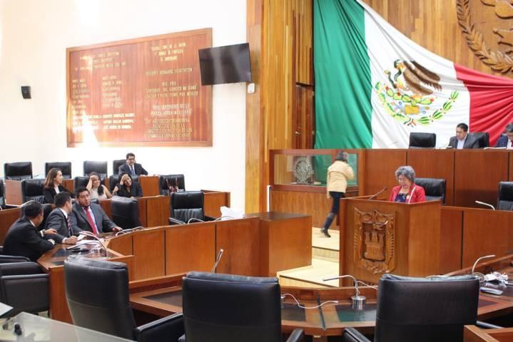 Avalan Reforma al artículo 125 de reglamento interior del Poder Legislativo