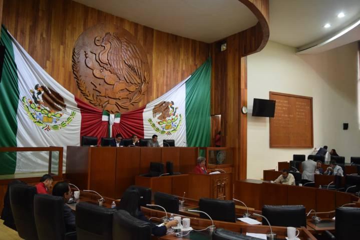 Aprueba legislativo cuenta pública Octubre-Diciembre 2016 de 13 entes fiscalizables y 1 municipio