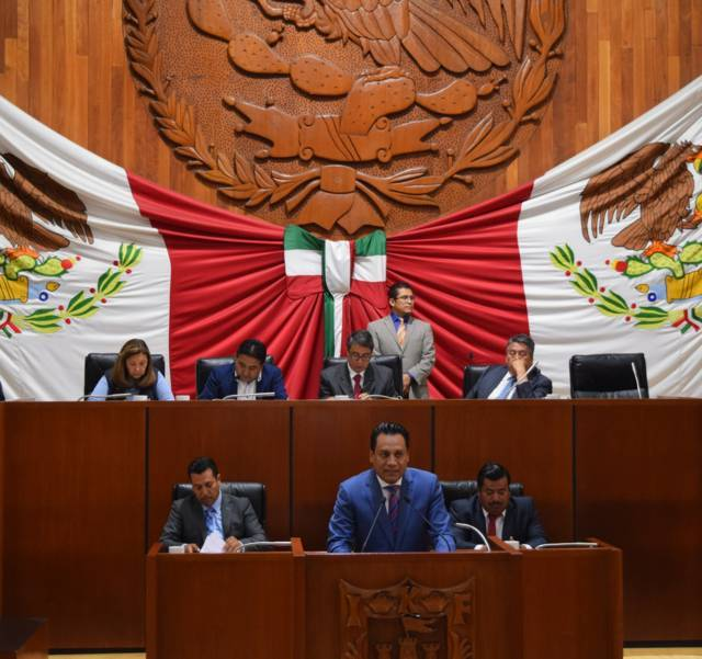 Avalan reformas a normatividad del Poder Legislativo