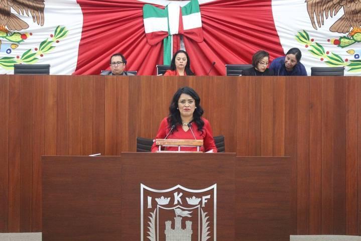 Presentan diputados iniciativa de ley de movilidad para Tlaxcala