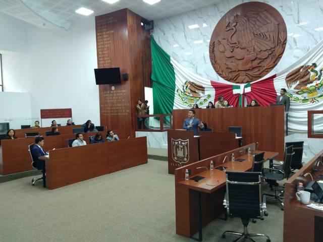 Aprueban leyes de ingresos de cuatro municipios