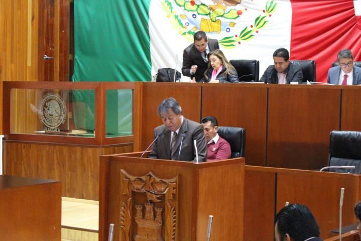 Pide Diputado Nahúm Atomal a comunas a solidarizarse con damnificados de sismo del pasado jueves