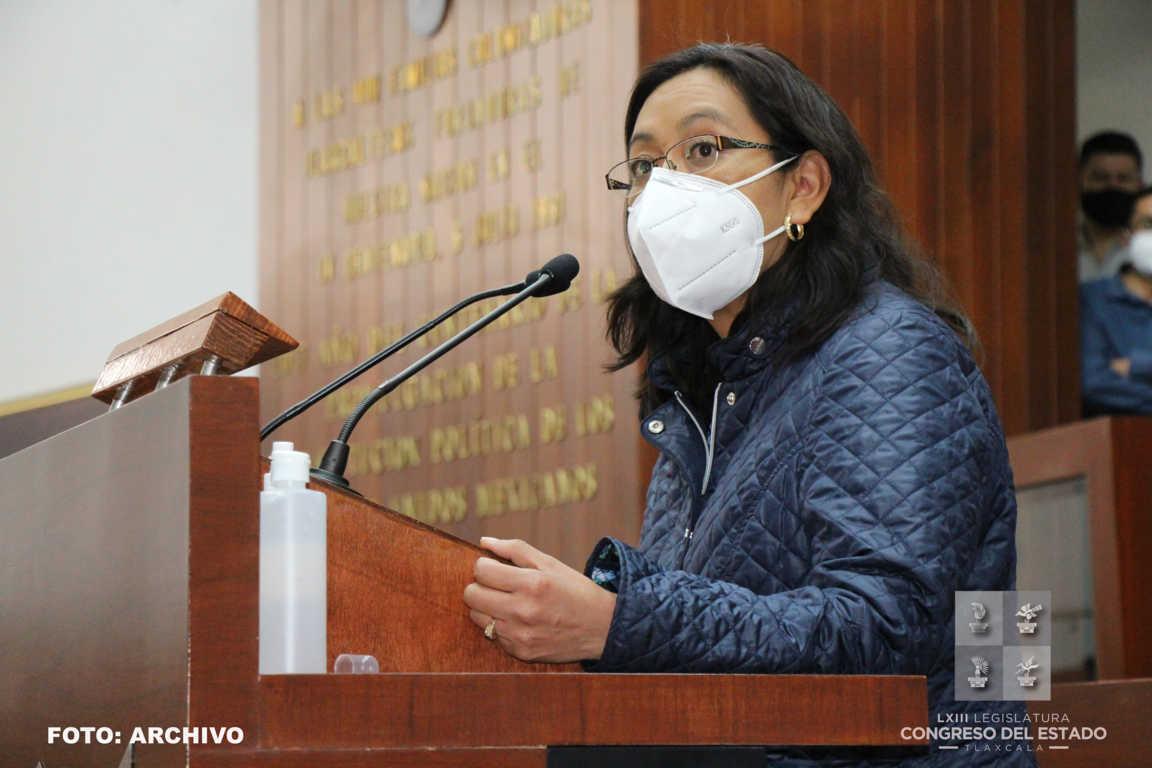 Propone Ma. Del Rayo Netzahuatl reforma constitucional en materia educativa