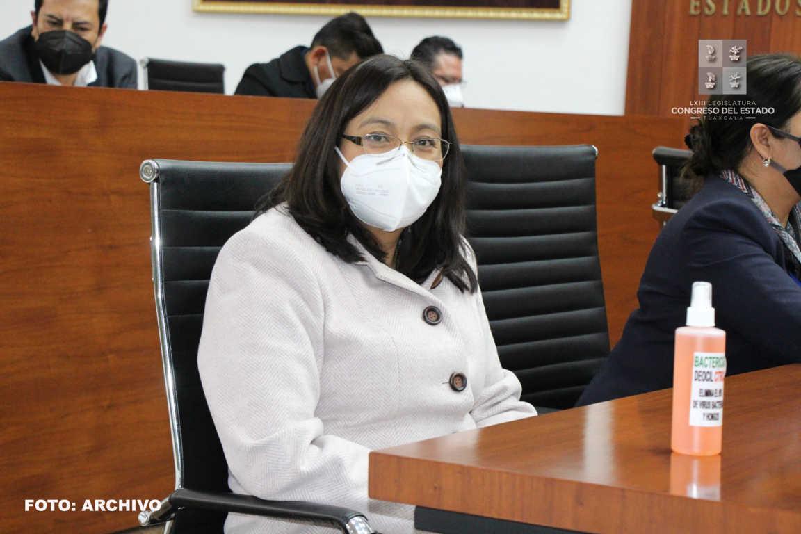 Plantea María Del Rayo Netzahuatl a ayuntamientos realizar descuentos a instancias infantiles