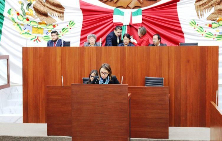 Presenta Sandra Corona Ley de Juventudes para el Estado de Tlaxcala