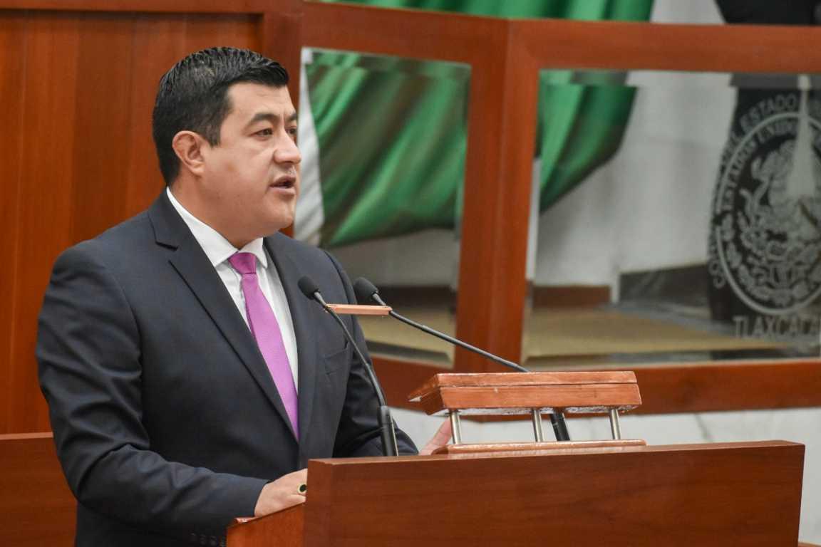 Ever Alejandro Campech presentó iniciativa para evitar desorden financiero en municipios