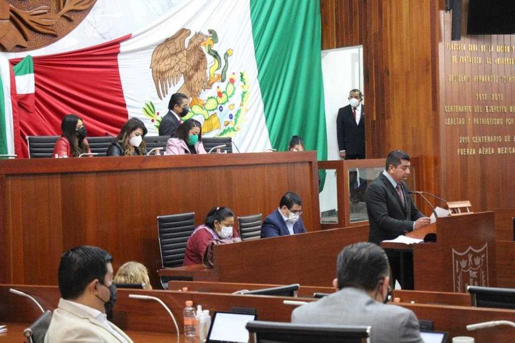 Propone Jaciel González que integrantes de ayuntamientos presenten informes anuales