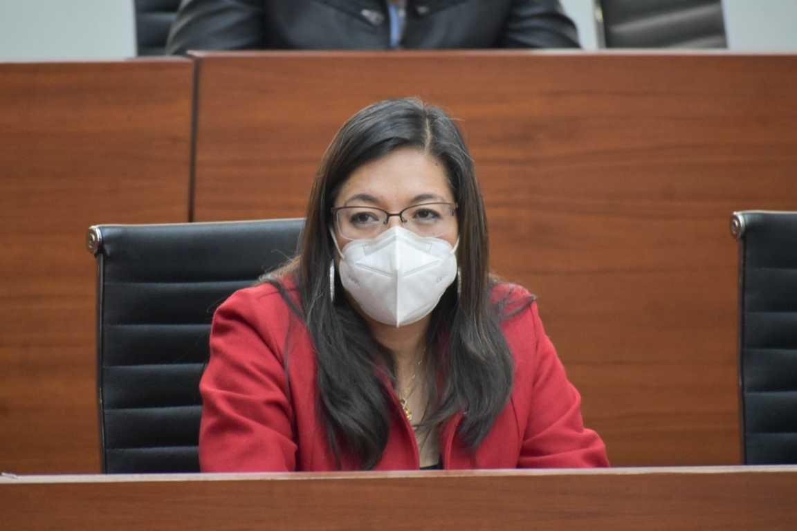 Pide apoyo Leticia Martínez para damnificados de la zona oriente