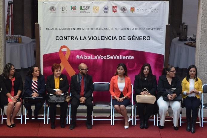 Pide diputada a tres niveles de gobierno combatir violencia de género