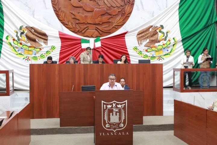 Amaro Corona solicita comparecencia de titulares de SEGOB y de Seguridad Pública