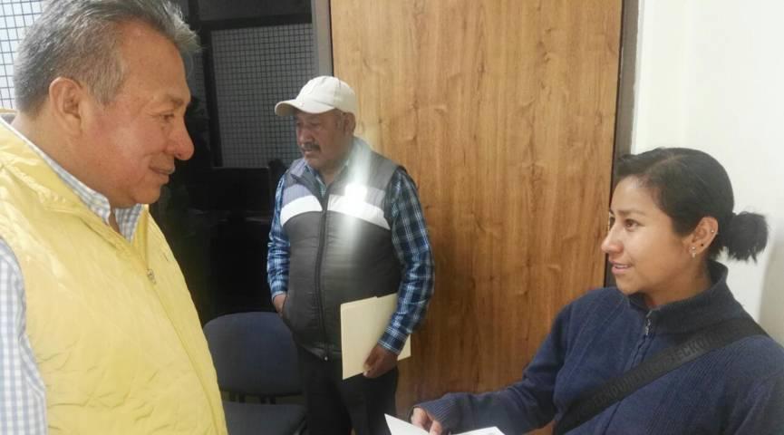 Priorizará Amaro Corona diálogos favorables para la ciudadanía tlaxcaltecas