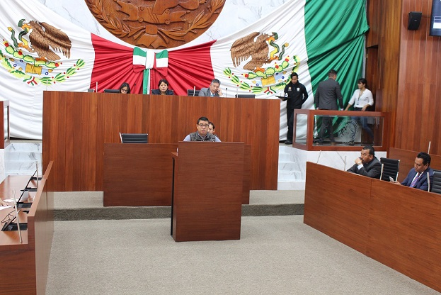 Avalan diputados reformas a ley orgánica del Poder Judicial