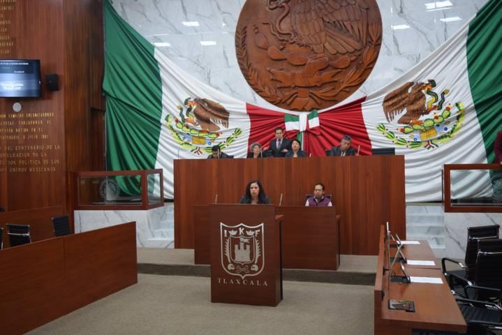Presenta Eréndira Cova reformas a ley de fiscalización superior, código financiero y ley municipal