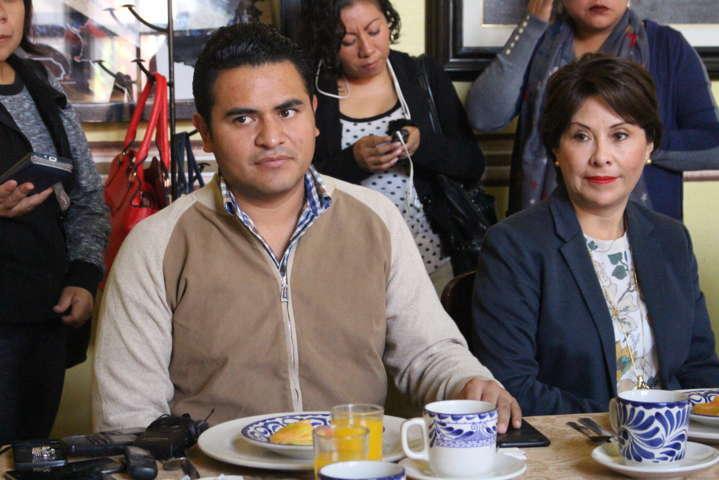 Guadalupe Sánchez Santiago trabaja en beneficio de los ciudadanos