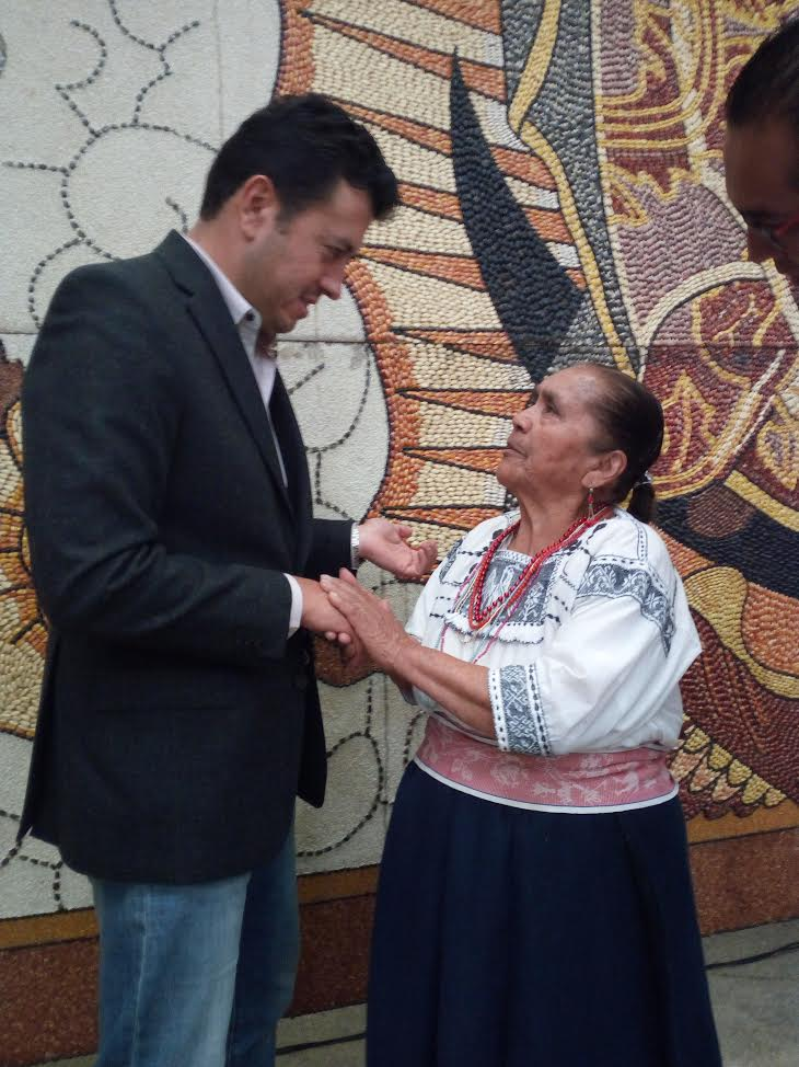 El diputado Ignacio Ramirez reconoce el papel de las mujeres como madres de familia
