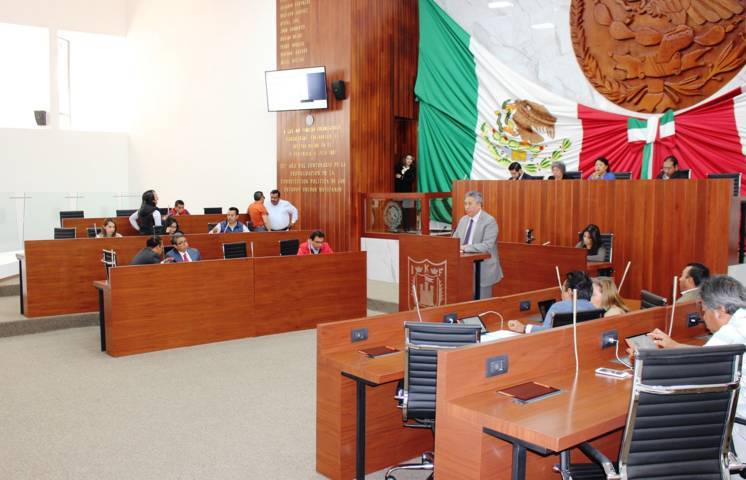 Plantean reformas a Ley Orgánica del Poder Legislativo