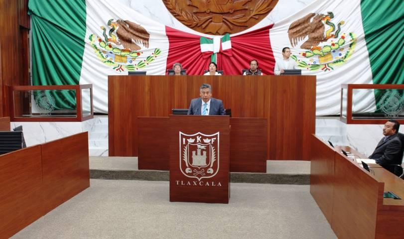 Mandatan publicar reseña de bandera de Tlaxcala, en periódicos de mayor circulación