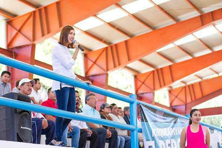 """Sandra Corona inaugura """"Copa de Futbol en el Distrito XIV"""""""