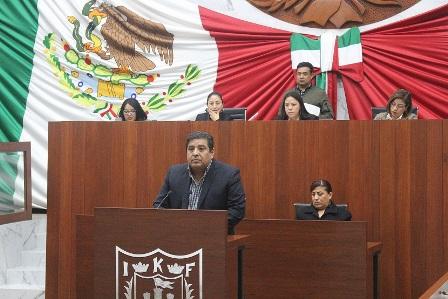 Autorizan diputados donación de predio para escuela en Zacatelco